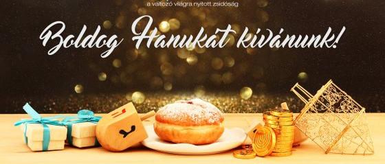 Hanuka 5779 / 2018: ünnepi programajánló