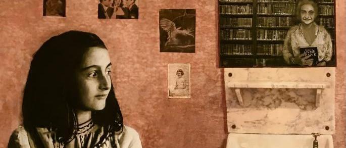 Megemlékeztek Frankfurtban Anne Frank születésének 90. évfordulójáról