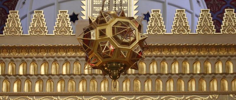 """""""Behangolták"""" a Rumbach zsinagógát: világszínvonalú a technika"""