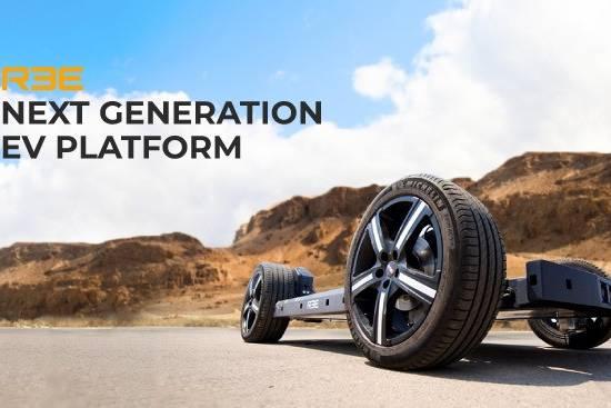 REE Automotive: Izraeli cég az elektromos autók piacán