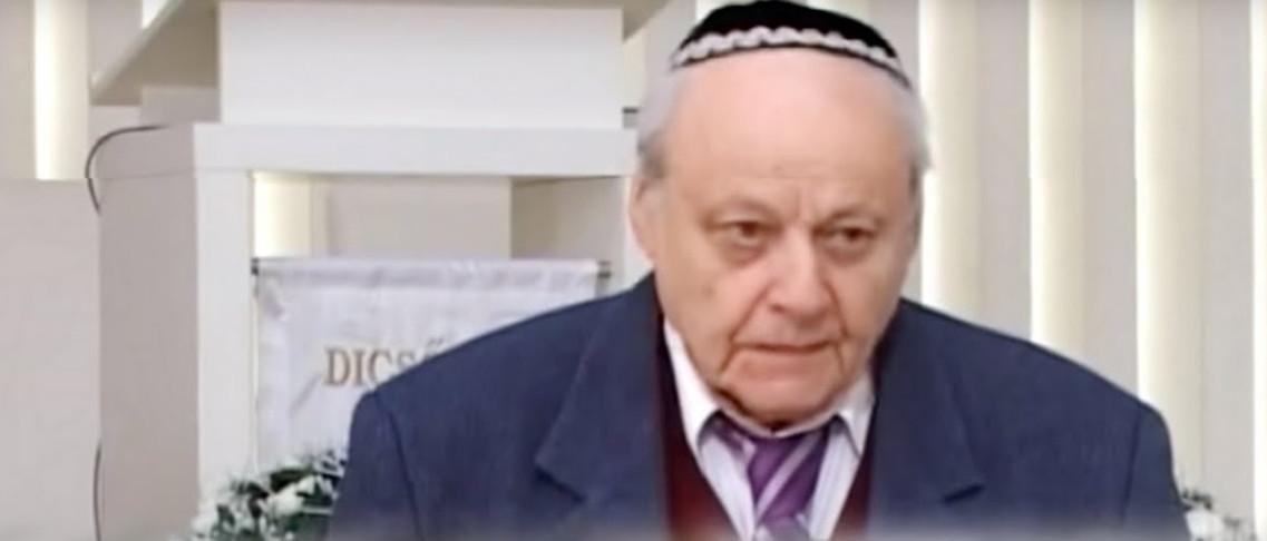 Nagy elődeink: Dr. Domán István főrabbi (1922-2015)