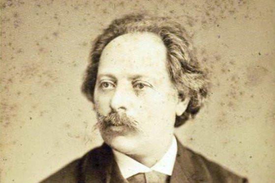 Magyar zsidó arcképcsarnok – Goldmark Károly