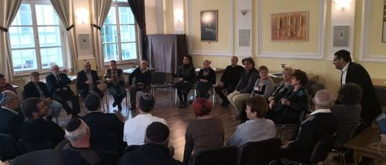 Körbe Járunk – Vidéki zsidóság a 21. században