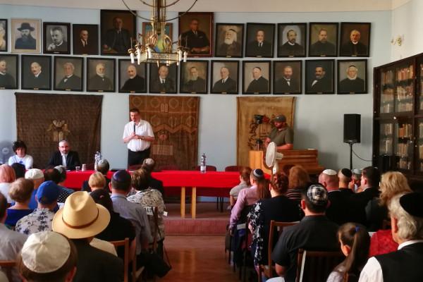 Elbúcsúztatták a tanévet a rabbiképző zsidó egyetemen