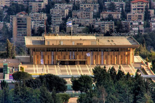 Izrael: ha zárva marad a parlament, akkor Ganz nem tud kormányt alakítani