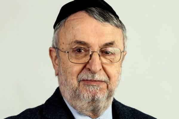 Szerdócz Ervin rabbi az Áchréj mojsz hetiszakaszról