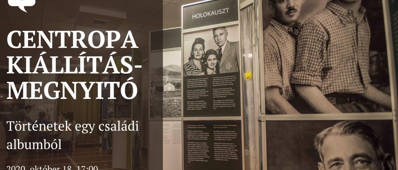 Történetek egy családi albumból – kiállítás a debreceni zsinagógában
