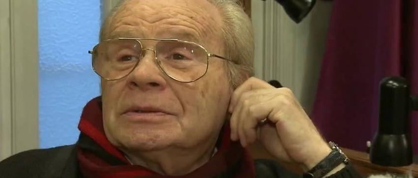 Ma 85 éves Harkányi Endre, egy kis barát és nagy színész
