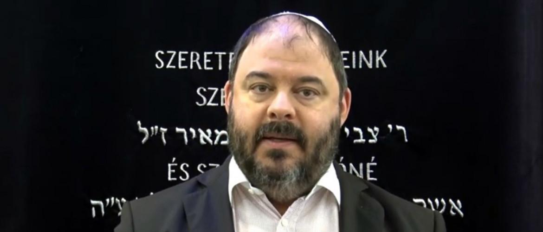 Új sorozat a közmédiában: rabbijaink és kántoraink segítenek