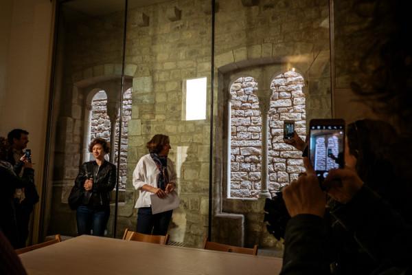 Zsidó Kulturális Központ lett Barcelona legrégebbi házából