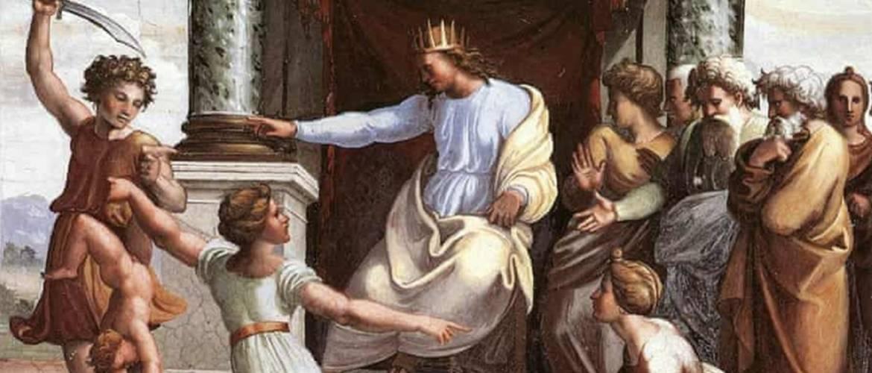 A bibliai Salamon király lehetett az első hajómágnás