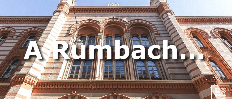 Budapest zsidó arca: Rövidfilm a felújított Rumbach zsinagógáról