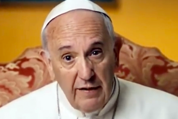 Ferenc pápának tetszik, hogy szombatot tartunk