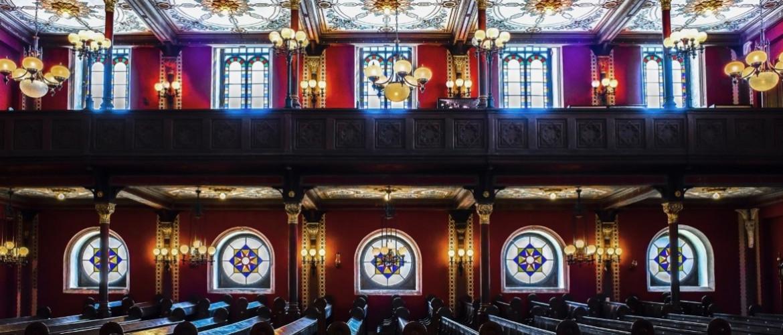 A 150 éve fölavatott zsinagógát ünneplik Pécsett