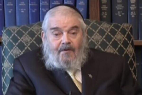 Gyász: Koronavírusban elhunyt Romi Cohn rabbi, a legfiatalabb partizán