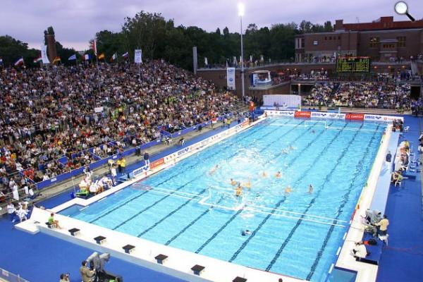 Két vizes sport is lesz a budapesti Maccabin