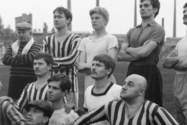 Régi idők focija. A film: Ajánlónk karantén idejére az Újságmúzeumtól