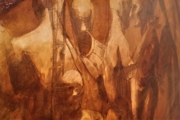 Félelem és magány – Kadosa Kiss József holokausztképei a Műcsarnokban