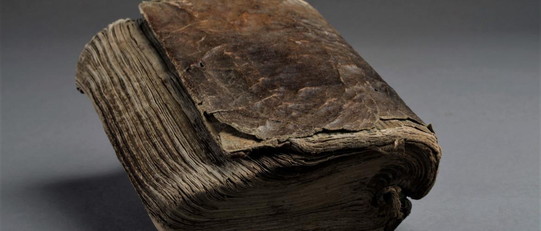 A hét műtárgya: székely szombatosok imakönyve