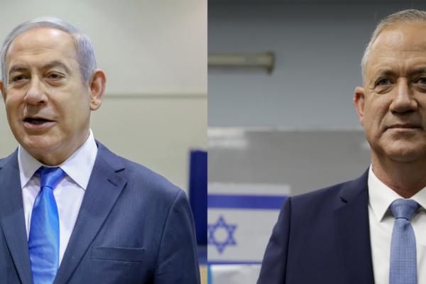 Sajtóértesülések szerint egységkormányról egyezett meg Netanjahu és Ganz