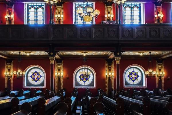 Mazsihisz elnök: A Pécsi zsinagógában otthont lelhet mindenki, mert mindig szívesen látott vendég