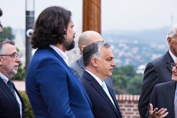 A miniszterelnökkel találkoztak a Maccabi Európa Játékok Szervezőbizottság vezetői