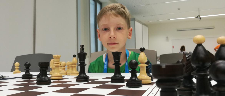 A Maccabi legfiatalabb játékosa: egy tíz éves litván zsidó kisfiú Dél-Afrikából