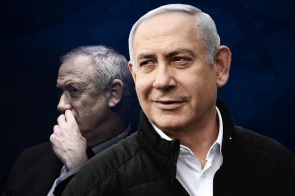 Netanjahu és Ganz még nem tudott megegyezni a tárcák elosztásáról