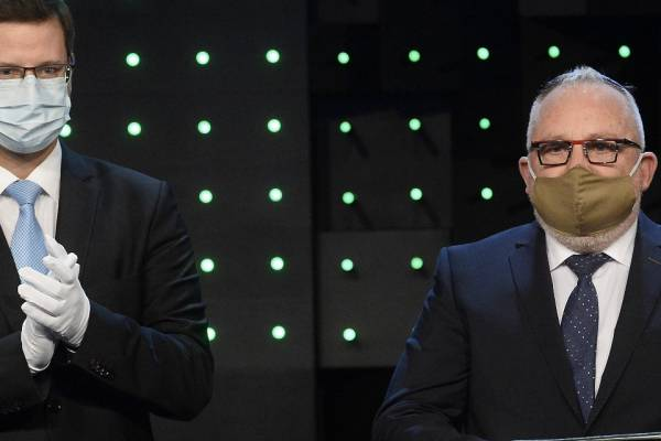 Magas rangú állami kitüntetést kapott Horovitz Tamás, a Debreceni Zsidó Hitközség elnöke