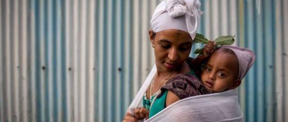 Veszélyben vannak az etióp zsidók