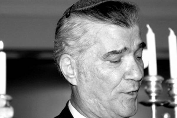 Gyász: Elhunyt Klein Ervin főkántor