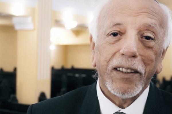 Professzor dr. Schöner Alfréd főrabbi felfüggesztette rabbinikus tevékenységét a Hegedűs zsinagógában
