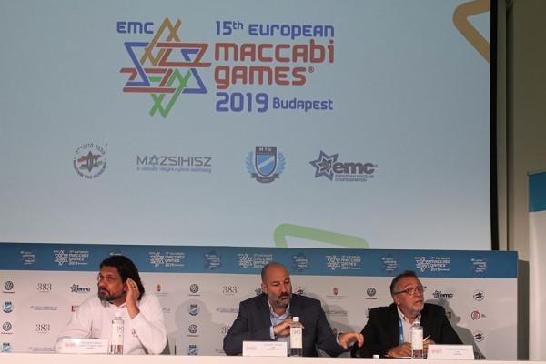 Maccabi Európa Játékok – 49 aranyérmet nyert a magyar csapat