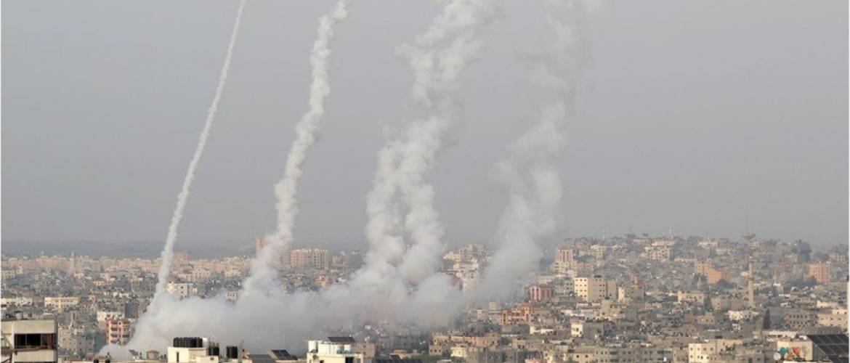 Izrael: Rakétákat lőtt ki a Hamász Jeruzsálem irányába