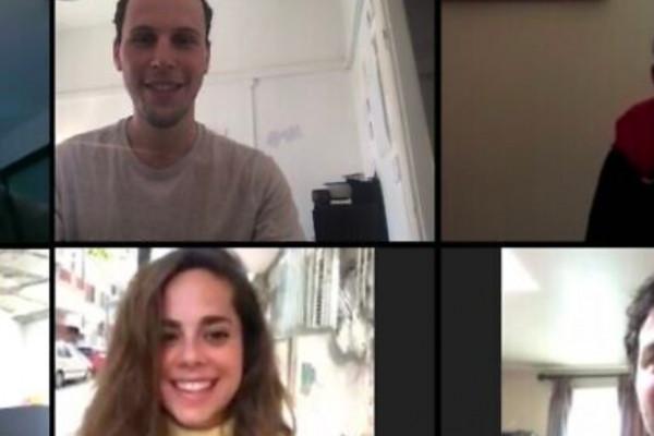 A szerelem mindent legyőz: zsidó online randik az egekben a koronavírus alatt