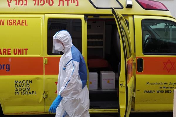 A saját vérplazmáját ajánlotta föl a fertőzésen átesett izraeli orvos