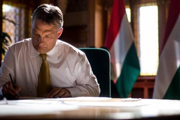 Orbán Viktor: Teljes mellszélességgel Ausztria polgárai mellett állunk