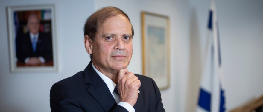 Izraeli nagykövet: Együtt legyőzzük ezt a járványt