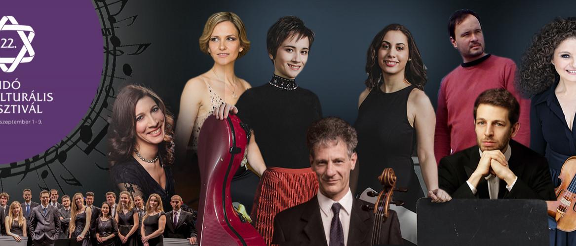 Minden, ami klasszikus zene az idei Zsidó Kulturális Fesztiválon