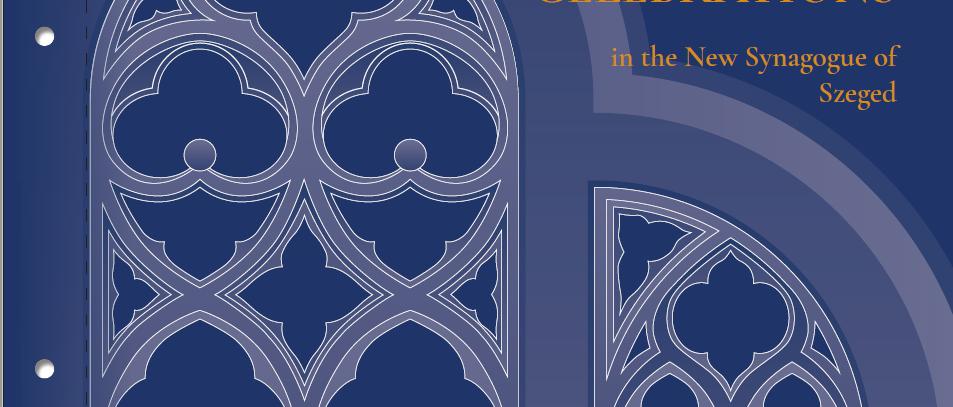 Egyedi csoda: gyönyörűséges könyvremek a szegedi zsinagógáról