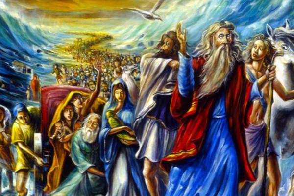 Hol van Mózes széder este?