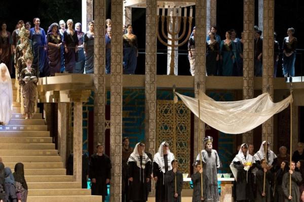 A Sába királynőjét közvetíti az M5 a holokauszt magyarországi áldozataink emléknapján