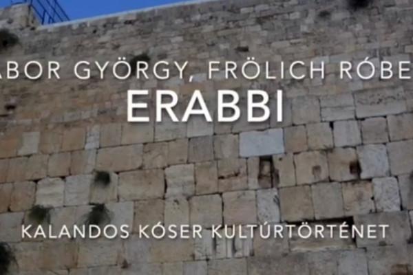 eRabbi: Erotika, szerelem, meg ami ezzel jár a Bibliától máig és vissza