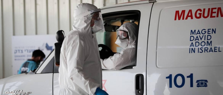 Ismét növekszik az azonosított új fertőzöttek száma Izraelben