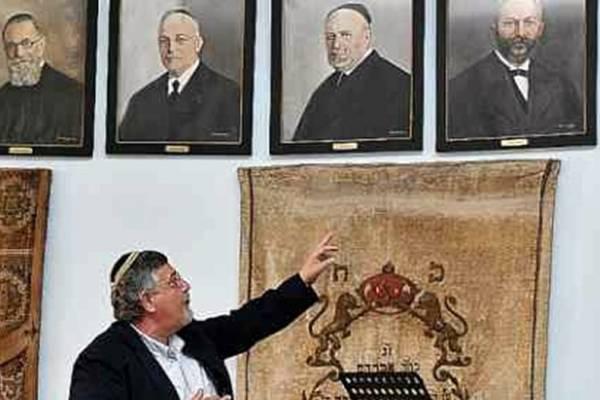 A Rabbiképző történetéről, Oláh János emlékére