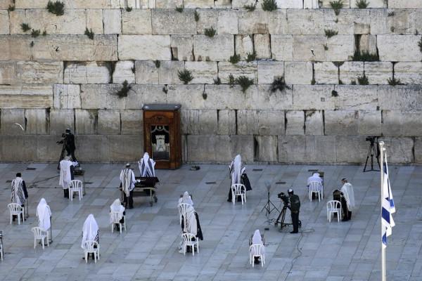 Koronavírus – Izrael tovább szigorított Jeruzsálemben a kijárási korlátozásokon