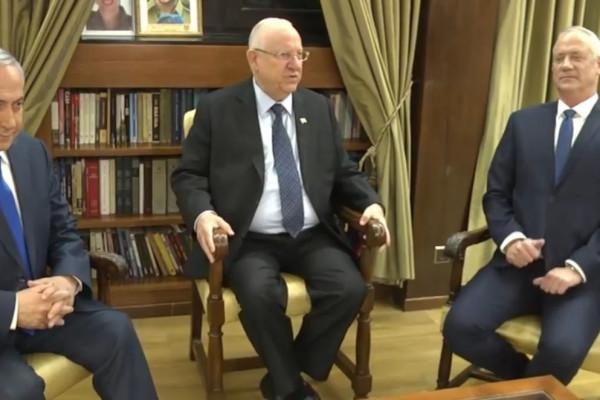 Izrael: Nem hosszabbította meg az elnök Beni Ganz kormányalakítási megbízását