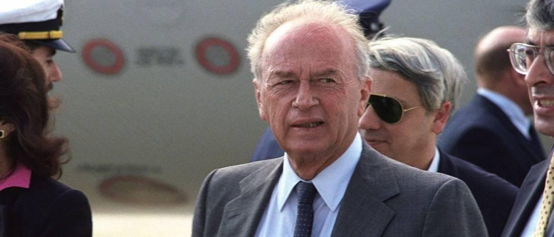 Jichák Rabin emlékezete: meghívó online konferenciára