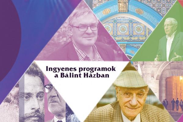 A Bálint Házban is Fesztivál van, ingyenes programokkal