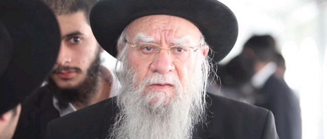 Koronavírus-fertőzésben meghalt Elijahu Bakshi-Doron, Izrael volt főrabbija